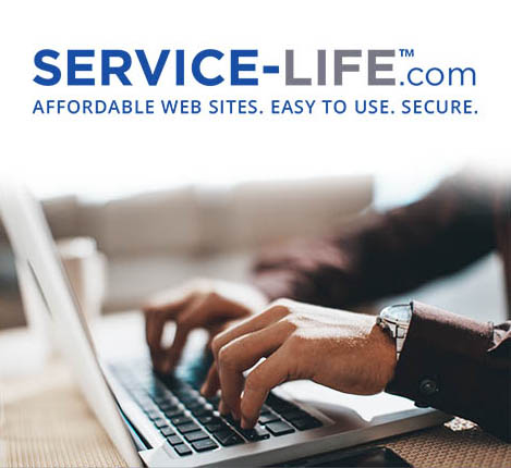 Service-Life.com - Affordable Websites. Easy to Use. Secure.
